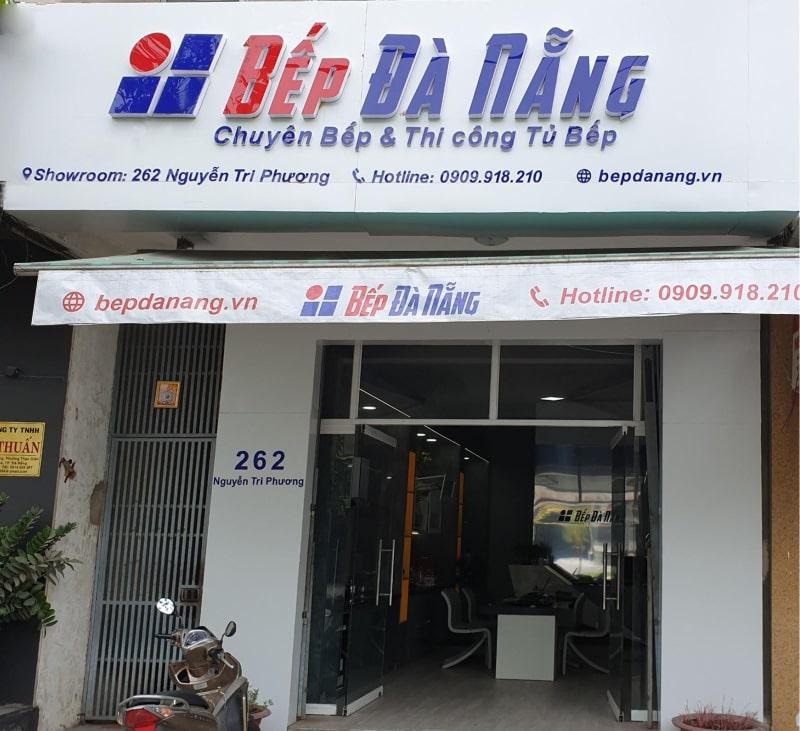 Địa chỉ làm tủ bếp uy tín tại Đà Nẵng hiện nay