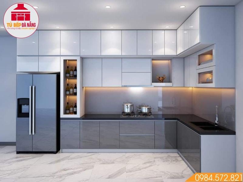 công ty thi công tủ bếp tại Đà Nẵng chuyên nghiệp