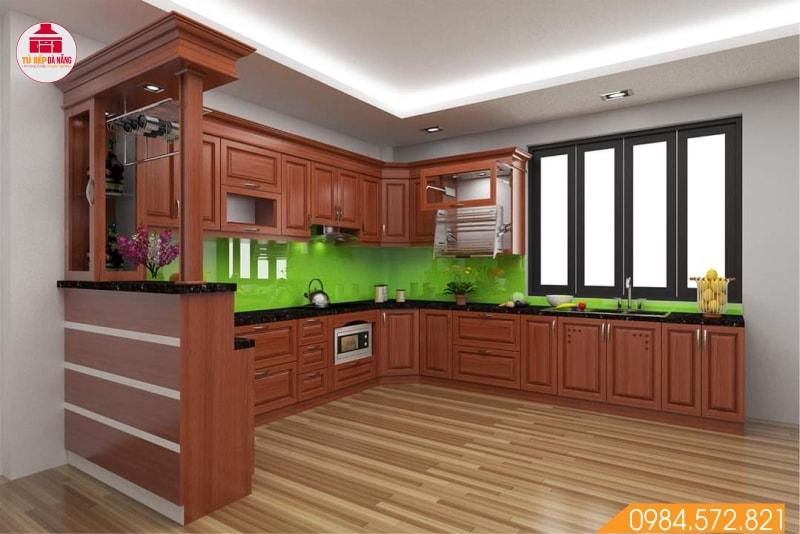 đóng tủ bếp tại Đà Nẵng